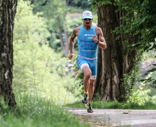 Gerald Will Eisenwurzen Triathlon Juni 2017