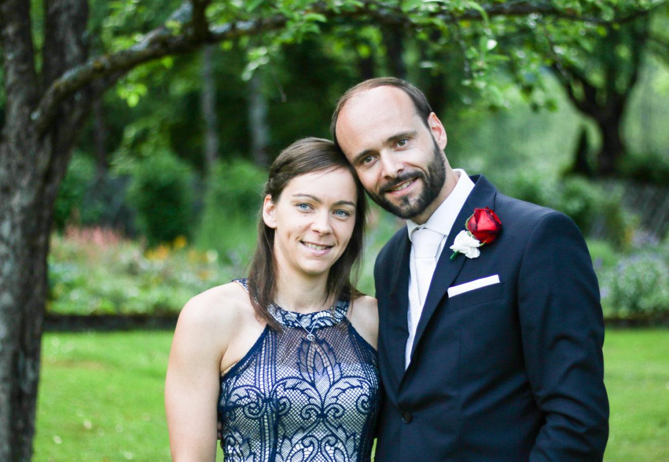 Schwester & Bruder, Hochzeit Gunnar Juni 2017