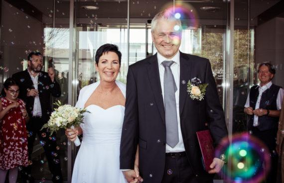 Standesamt Hochzeit Gudrun & Jürgen August 2017