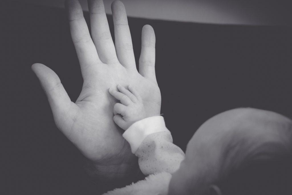 Newborn Homestory bei Selina, Pascel und Lena