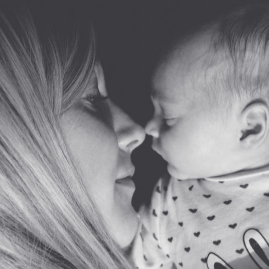 Newborn Homestory Selina