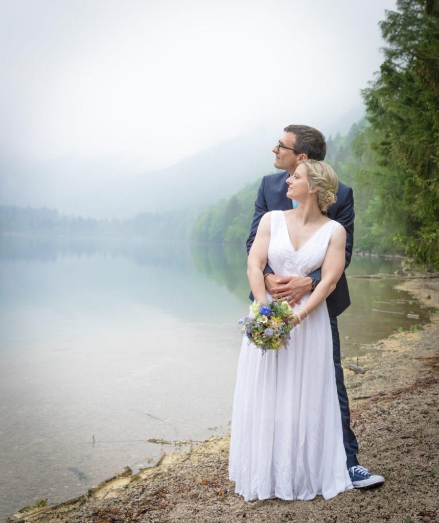 Hochzeit im Schloss Orth Angela Benjamin