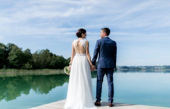 Hochzeit Nici Dominik Mattsee