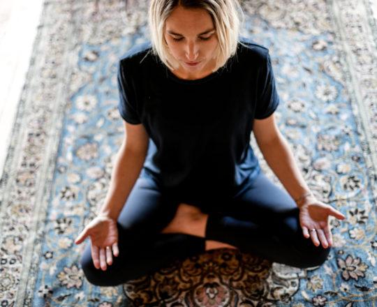 Business Portrait Patricia Yoga