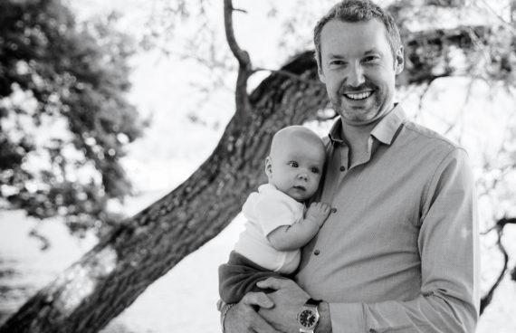 Familienshooting Julia Tom Papa und Sohn